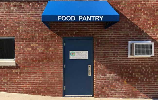 Good Samaritan Food Pantry Adel Iowa